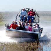 A Boggy Creek Airboat