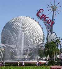 Walt Disney World's Epcot!