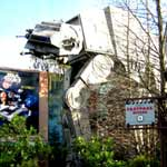 Star Tours at Hollywood Studios!