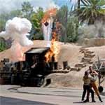 The Indiana Jones show at Hollywood Studios!